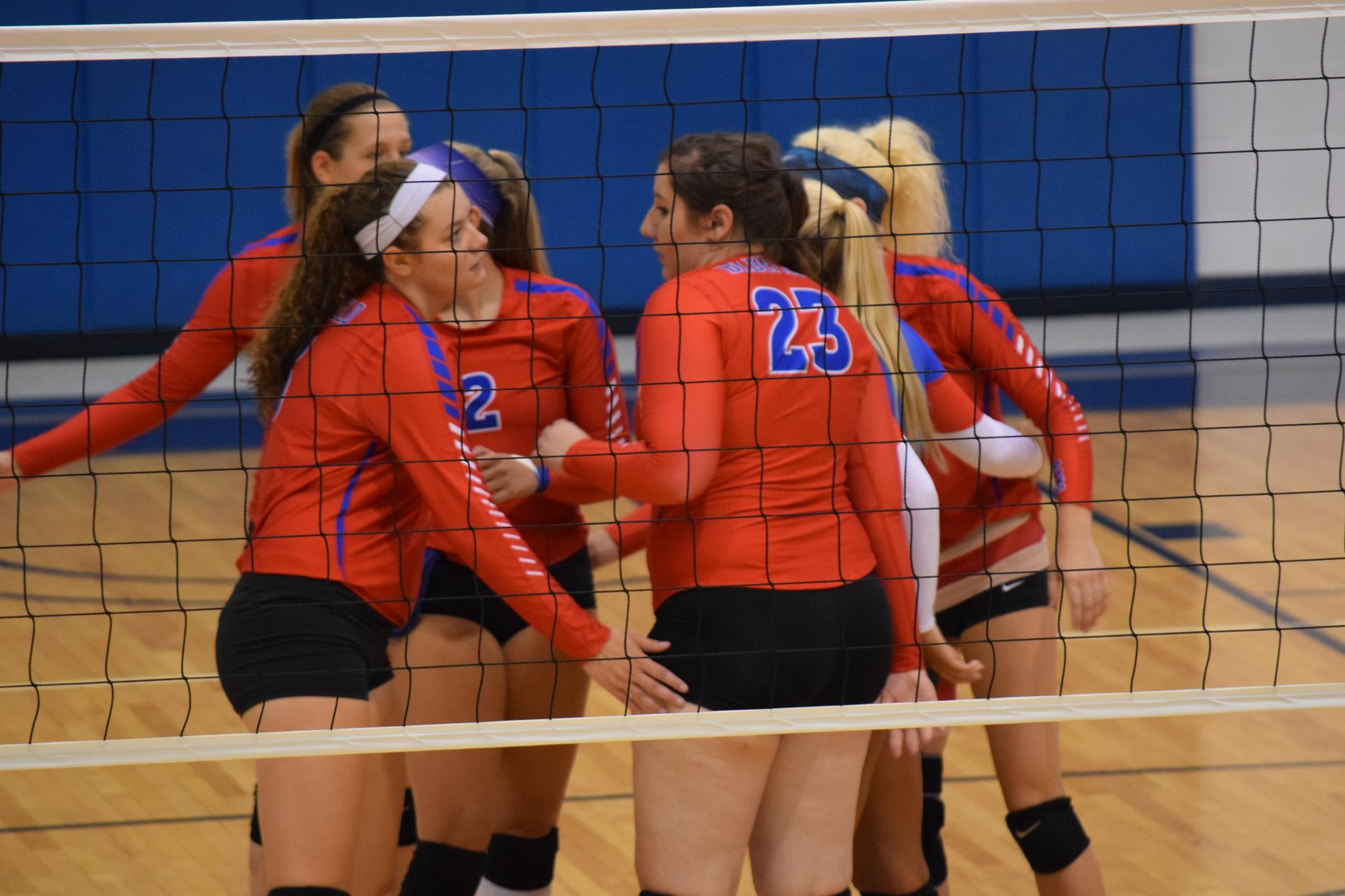 Rams Volleyball Racks Up Nccaa And Naia Honors Bluefield College Athletics