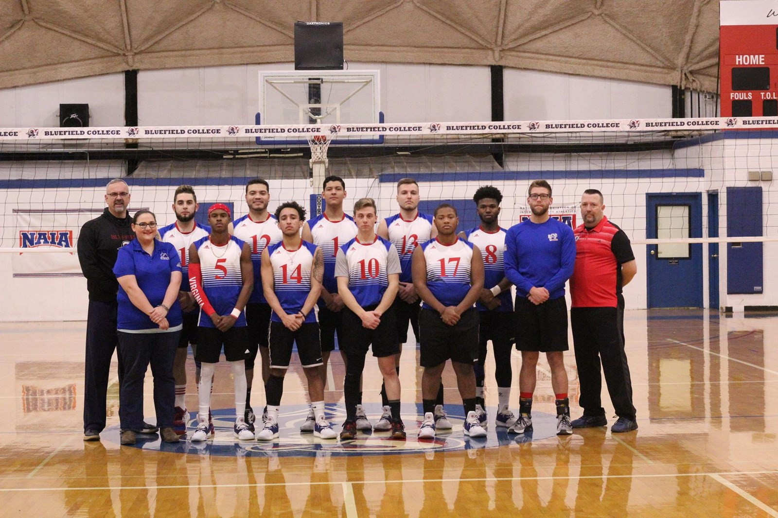 2019 Men S Volleyball Roster Bluefield College Athletics
