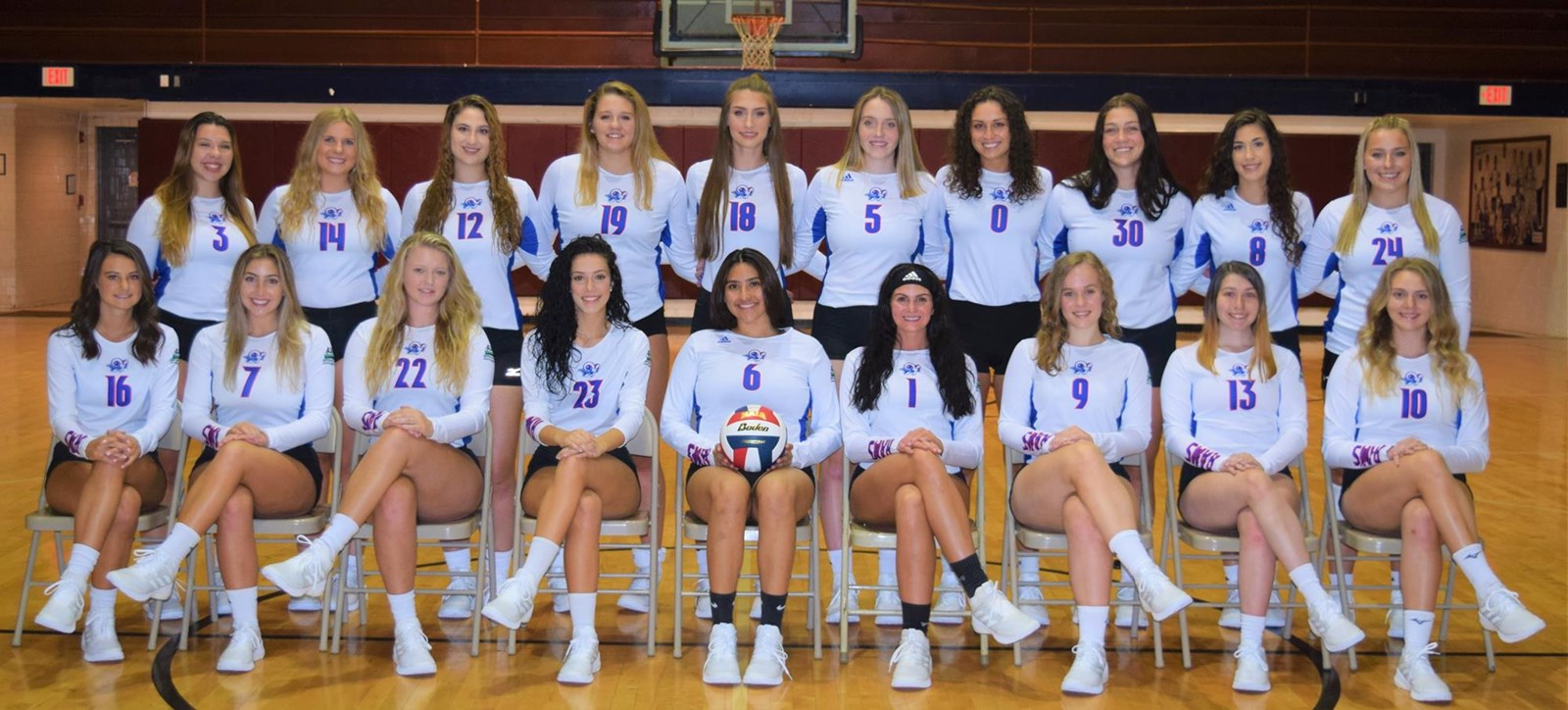 2020 Women S Volleyball Roster Bluefield College Athletics